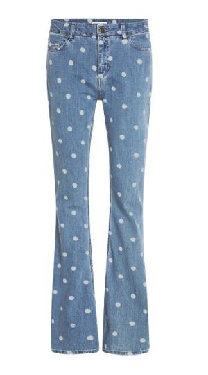 Dames spijkerbroek - Fabienne Chapot - Eva denim flare trouser