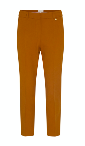 Mustard kleurige dames broek - Fabienne Chapot - Hugo trouser