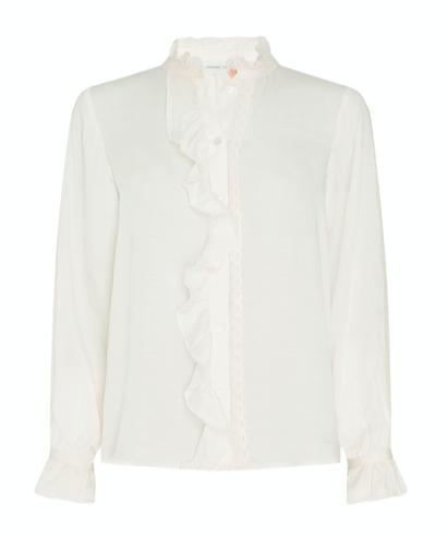 Witte dames blouse - Fabienne Chapot - mimi blouse - 1003