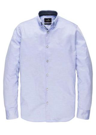 Blauwe heren overhemd - Vanguard - VSI207246 - 5296