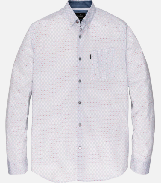 Lichtblauwe heren blouse Vanguard - VSI206221-5028