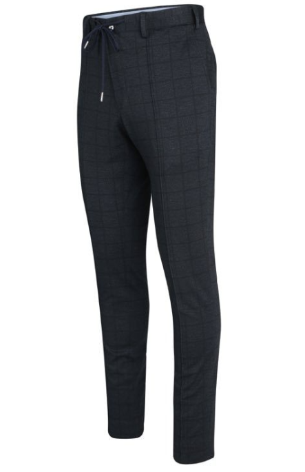Blauwe heren pantalon - Blue Industry - navy