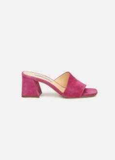 roze dames muiltjes - fabienne chapot - ted mule bright pink