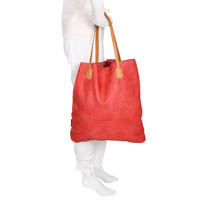 Fred de la Bretoniere Flat Bag Summer Tribe Scarlett
