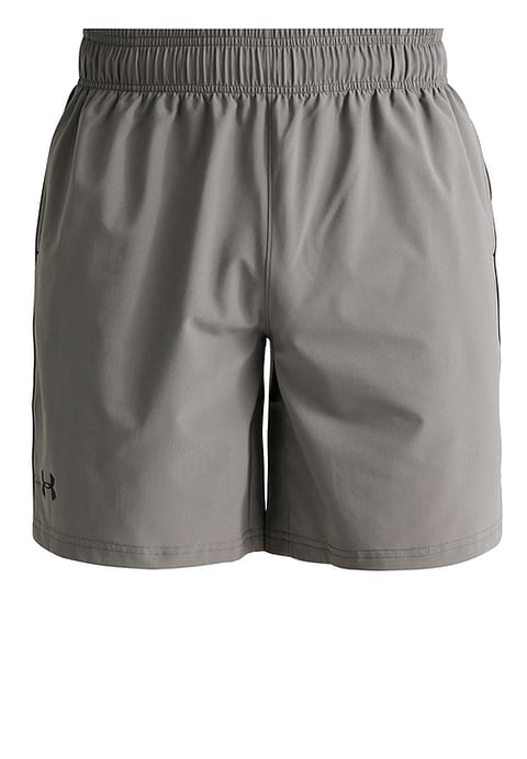 Grijze heren korte short Under Armour - Mirage 8 short