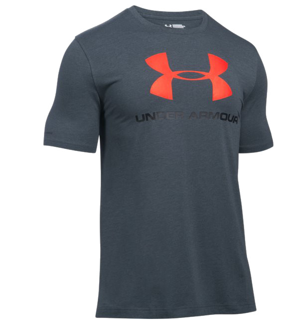 Grijs Heren Shirt Under Armour 1257615-016