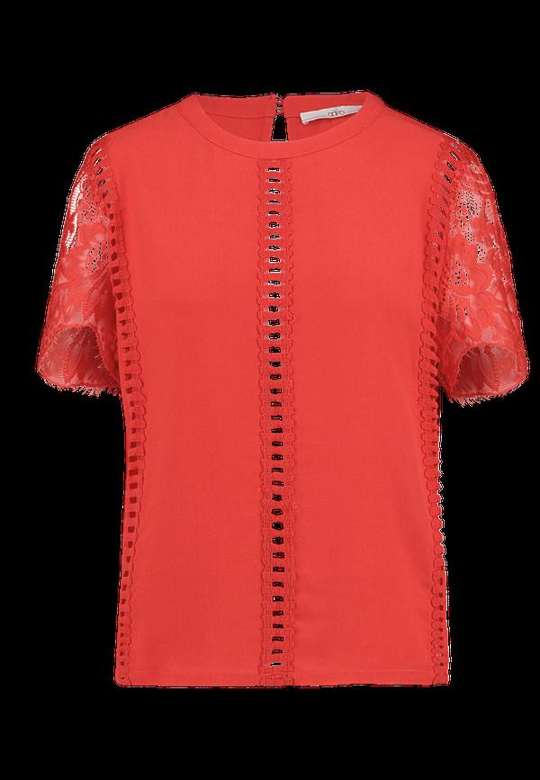 Rode dames top Aaiko - Vira 171664