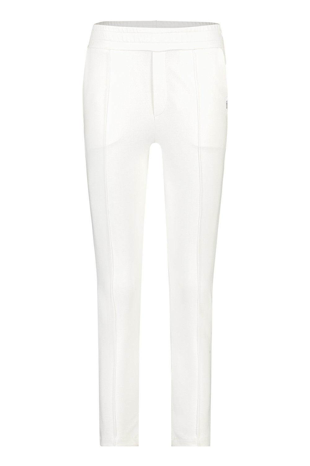 Witte dames jogging pantalon Penn & Ink - W19T314LTD