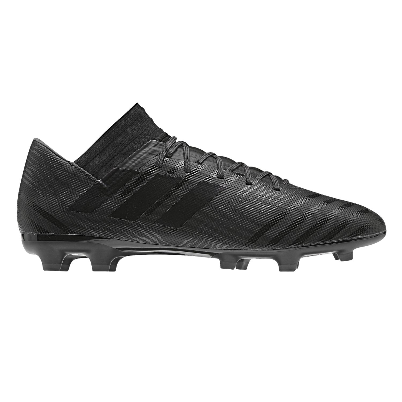 Zwarte Voetbalschoen Adidas Nemeziz 17.3 FG - S80600