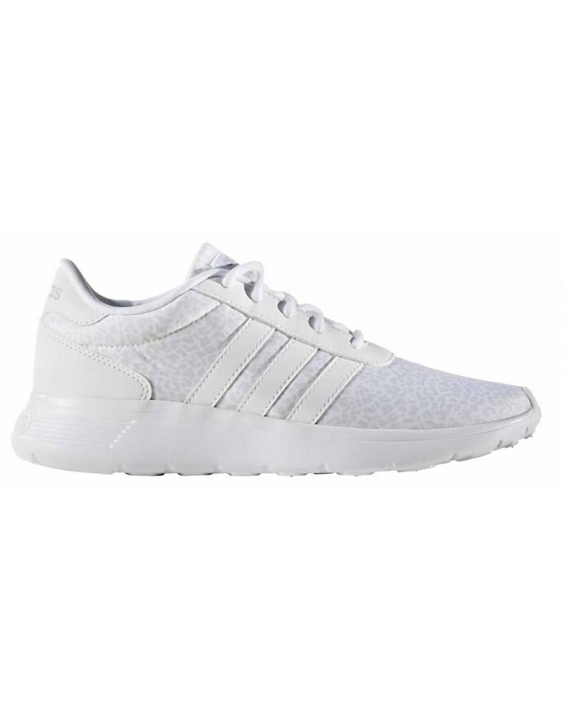 Witte dames sneaker Adidas - Lite racer W