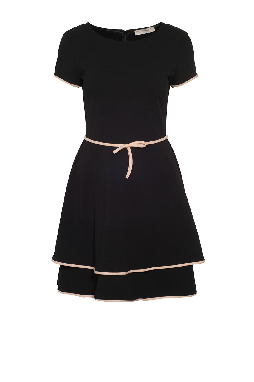 rinascimento jurk zwart wit