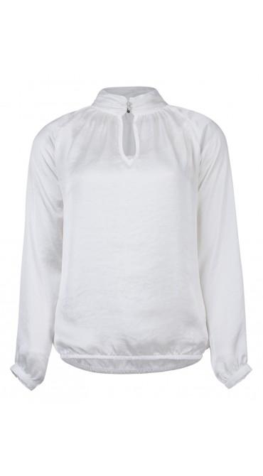 Witte dames blouse Dayz - Halter