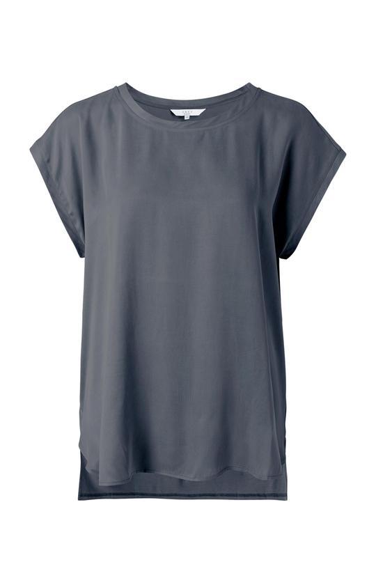 Donkergrijs dames shirt - Ya Ya - 1901116-121 - 83908