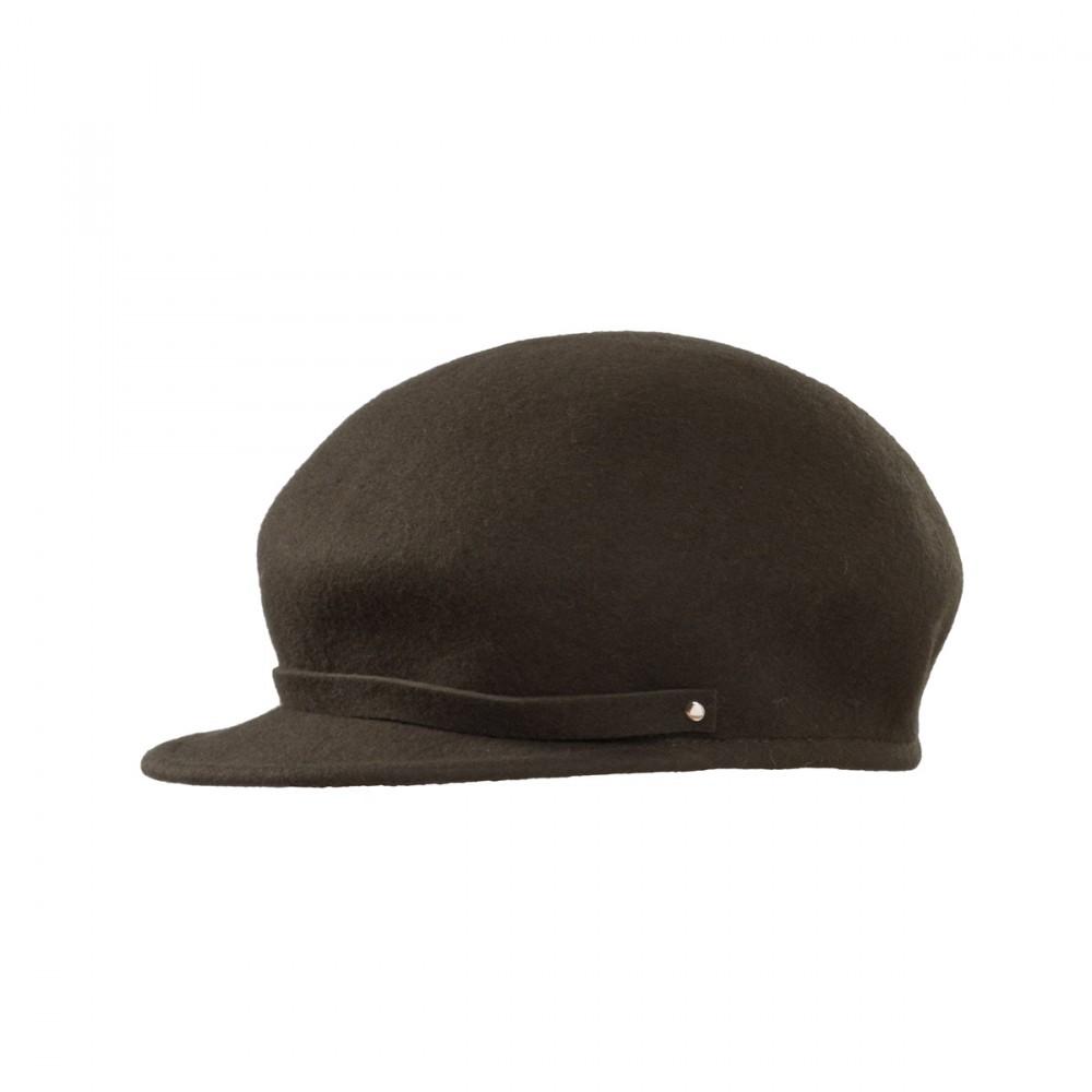 Zwarte dames cap YaYa 990708-624