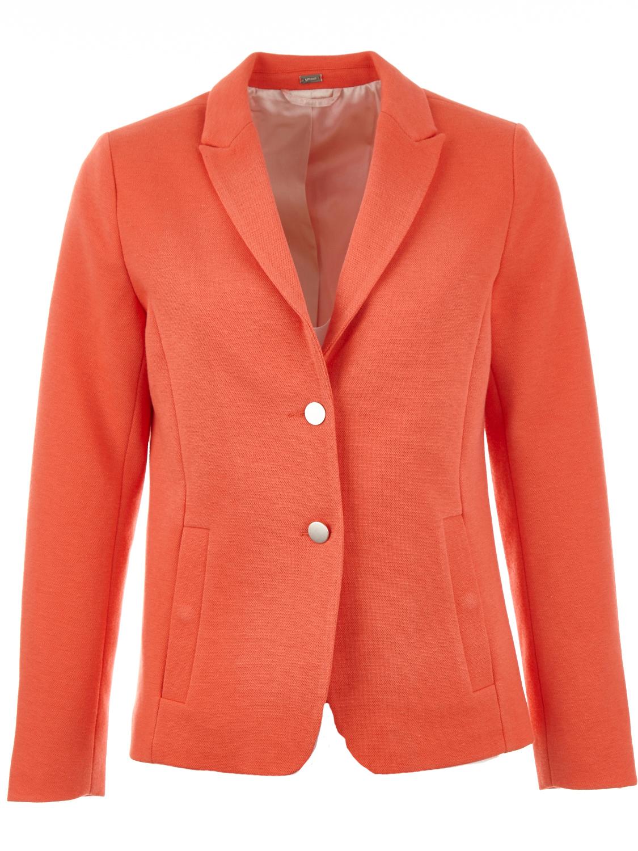 Oranje roze dames blazer Gustav - 26207