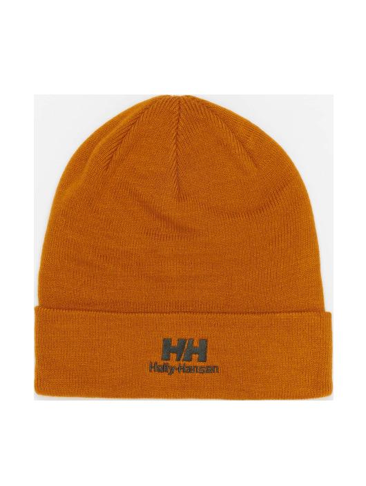 Oranje dames/heren beanie Helly Hansen - YU Beanie - 53393-283