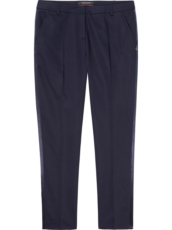 Blauwe broek Maison Scotch 101990