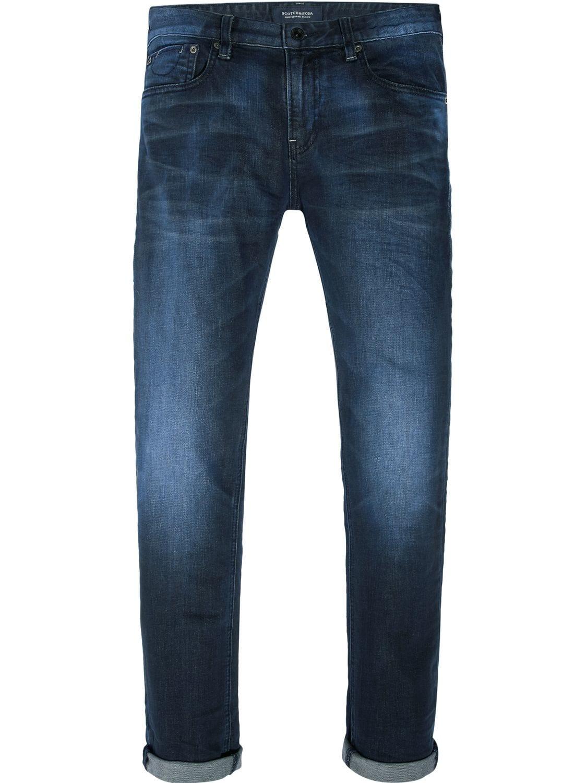 Donkerblauwe heren jeans Scotch & Soda - 141188 L34