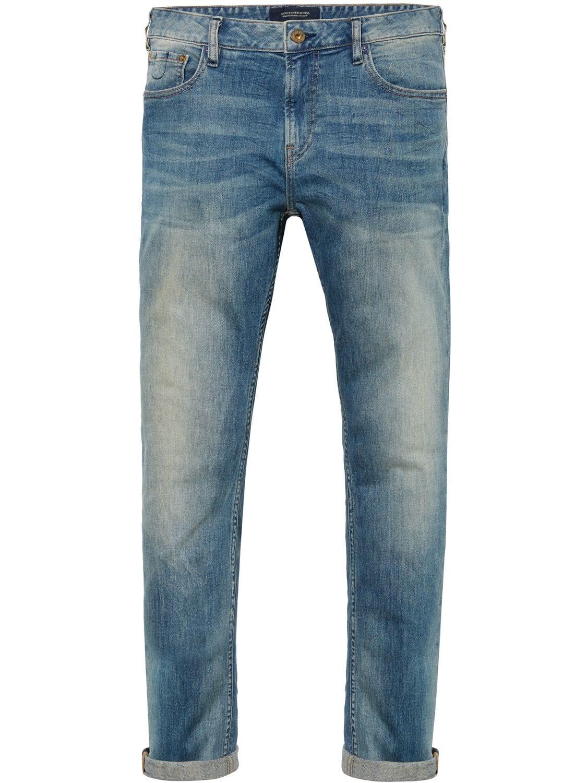 Lichtblauwe heren jeans Scotch & Soda - 141179 L34