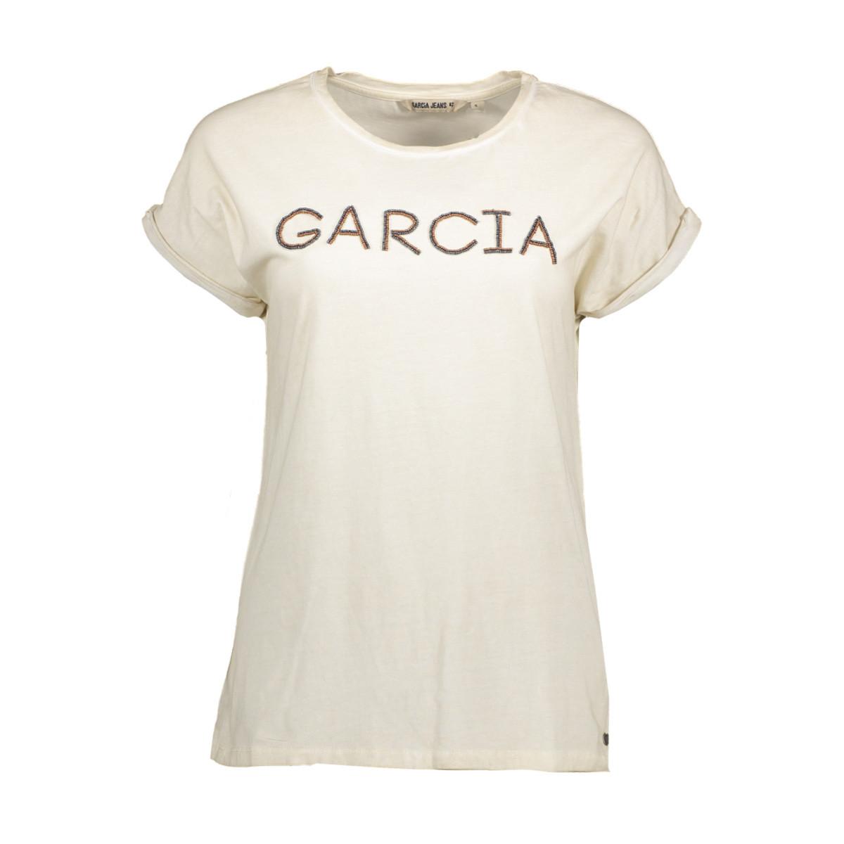 Creme dames shirt Garcia - 70007