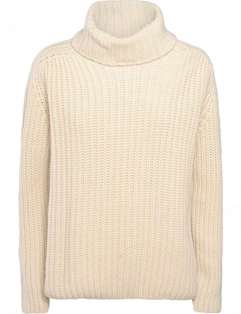 Gebroken witte dames trui Summum - 7S5355-7680