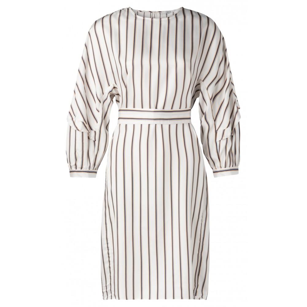 Wit dames jurk YAYA - 180187-911