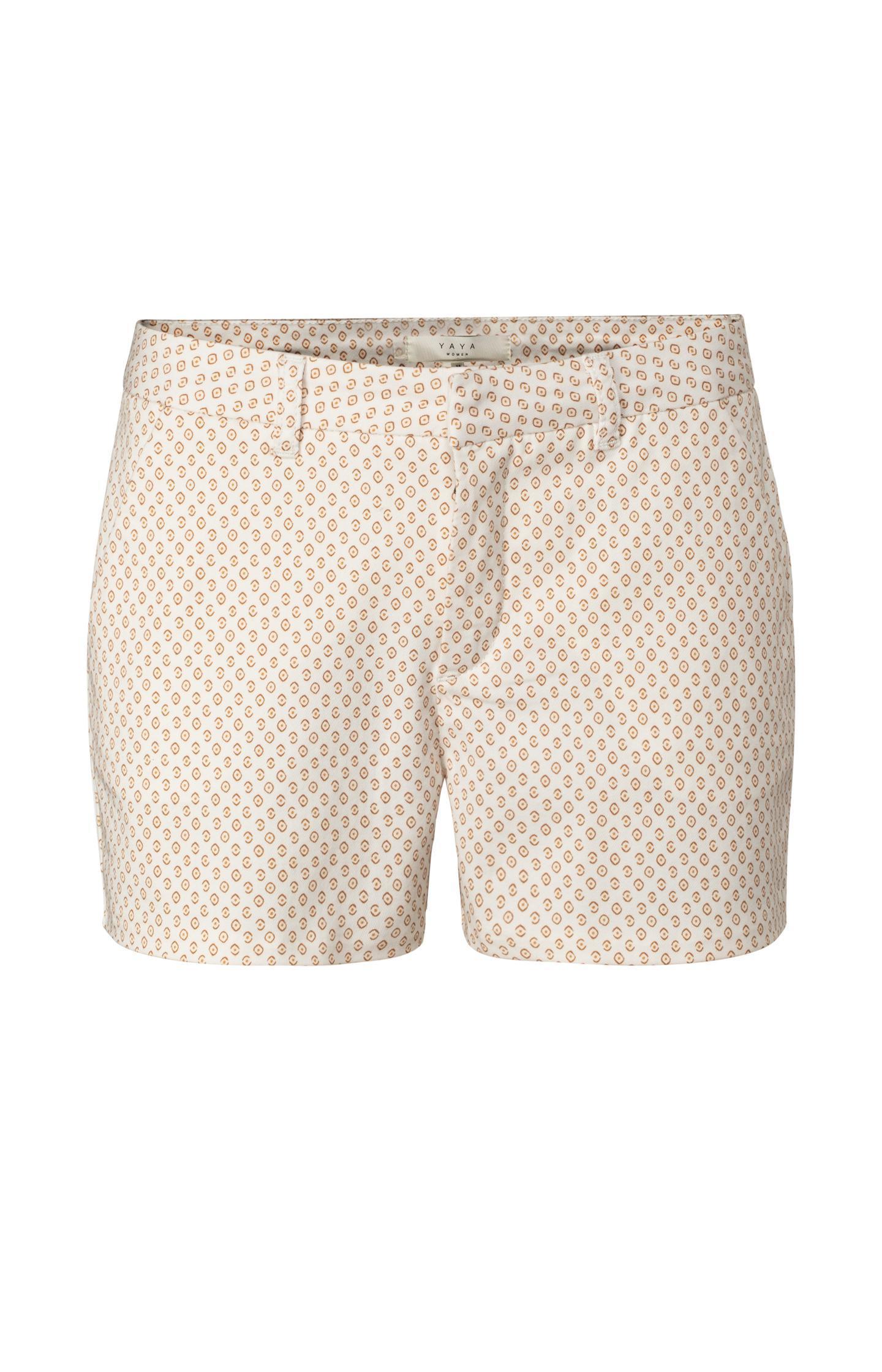 Zand dames korte broek - Ya Ya - 243021