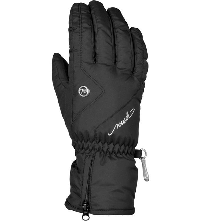 Zwarte dames handschoenen Reusch - Marilu