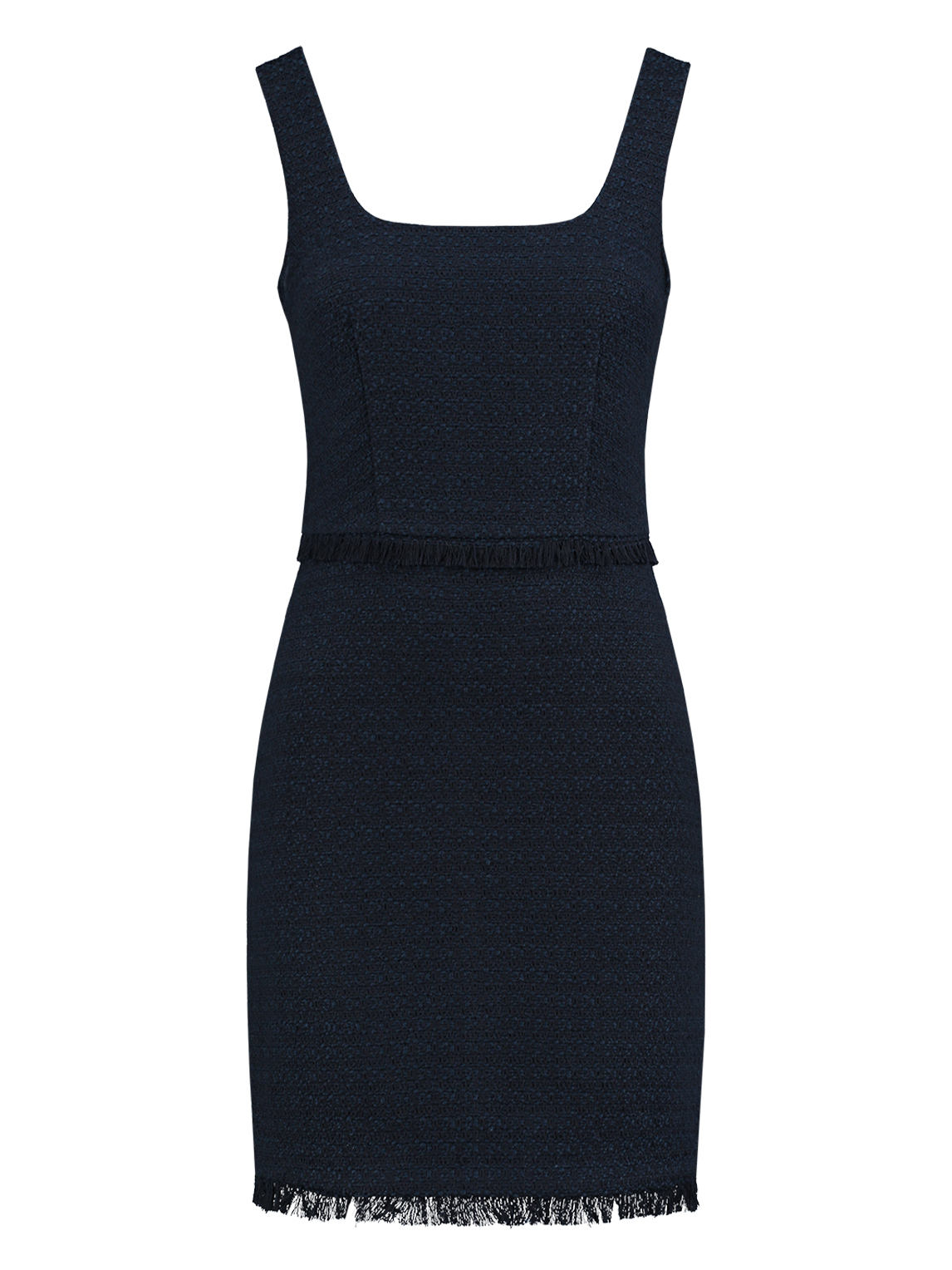 Donker blauwe dames jurk Nikkie - Laisa Dress - N5-209 1904 7800