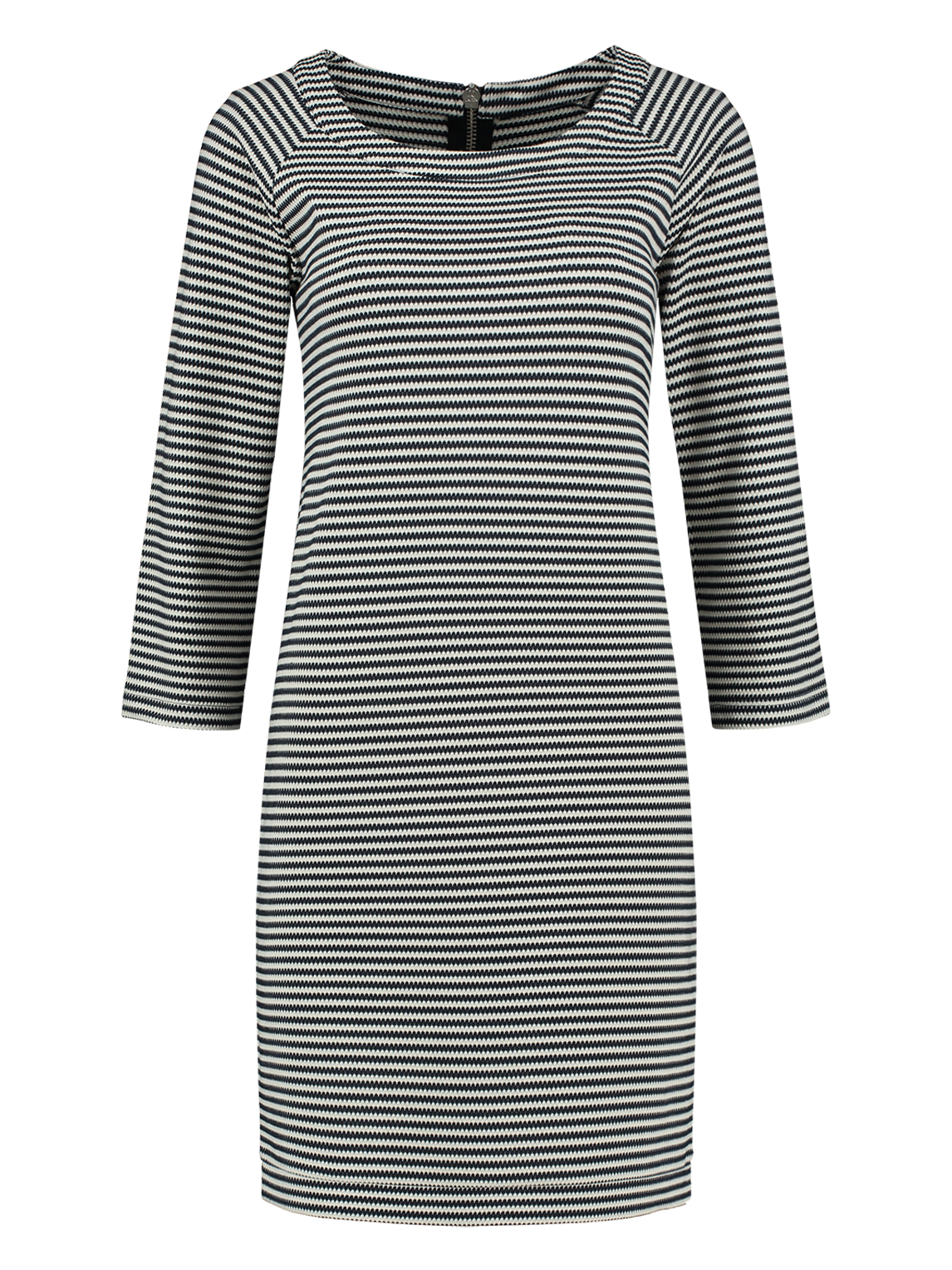 Gestreepte dames jurk Nikkie - Kay Dress - N5-299 1904 7812