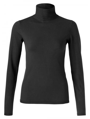 Zwarte dames coltrui YAYA - 100021-823