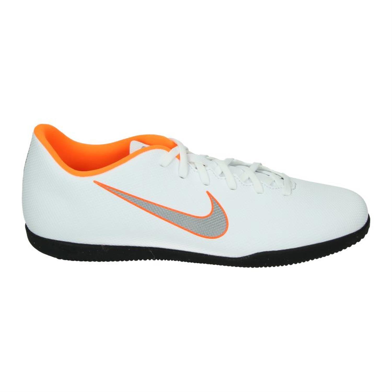 d4ff3bac2f7 Oranje wit Zaalvoetbalschoen Nike VAPORX 12 CLUB IC - AH7385-107