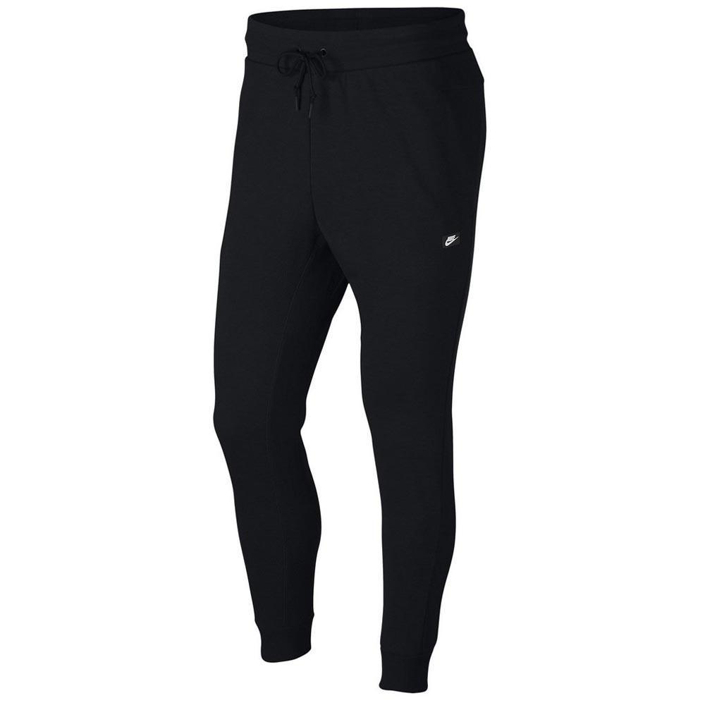 Zwarte heren trainingsbroek Nike Optic Jogger - 928493-011