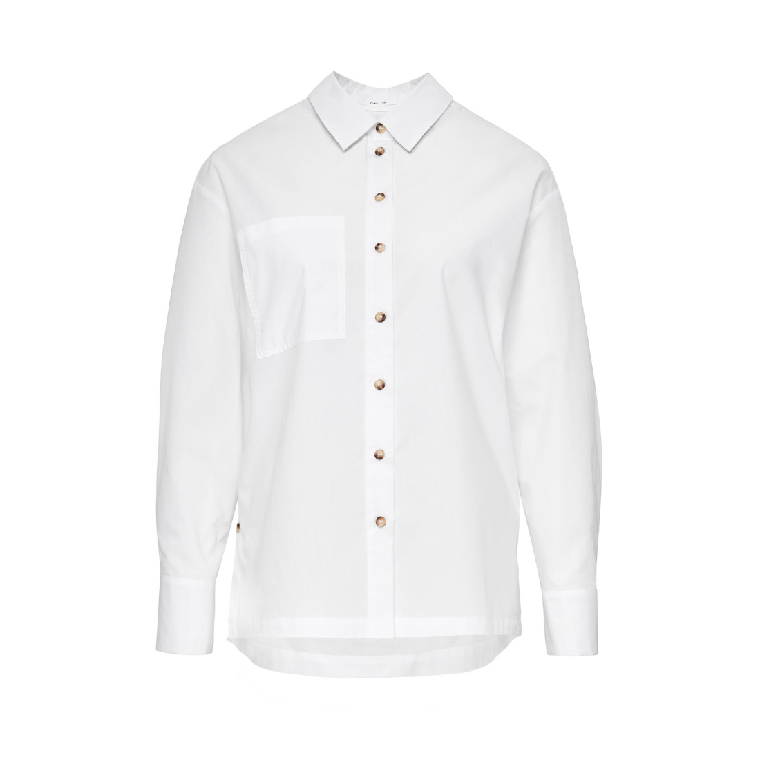 Witte dames blouse Opus - 236035269