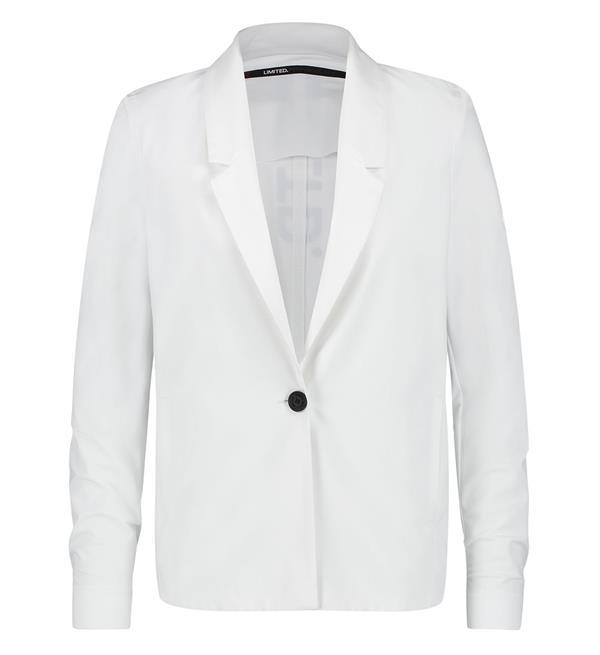 Witte dames blazer Penn & Ink - S19F532