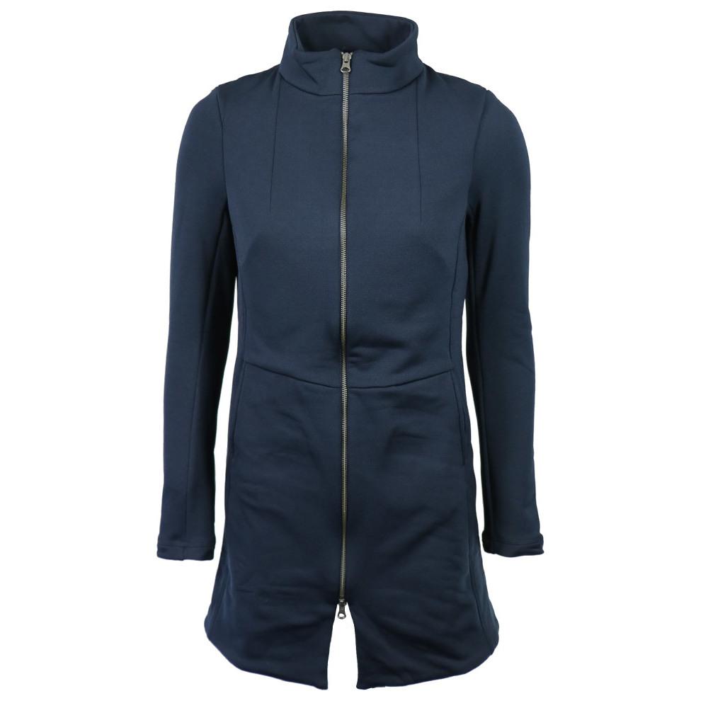 Donkerblauw dames vest Penn&Ink - W216N52L