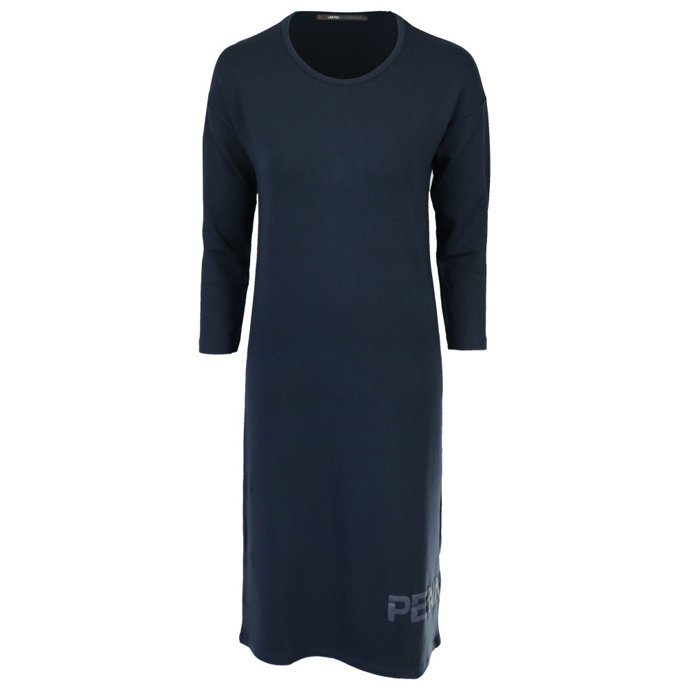 Donkerblauwe dames jurk Penn & Ink w216t015l