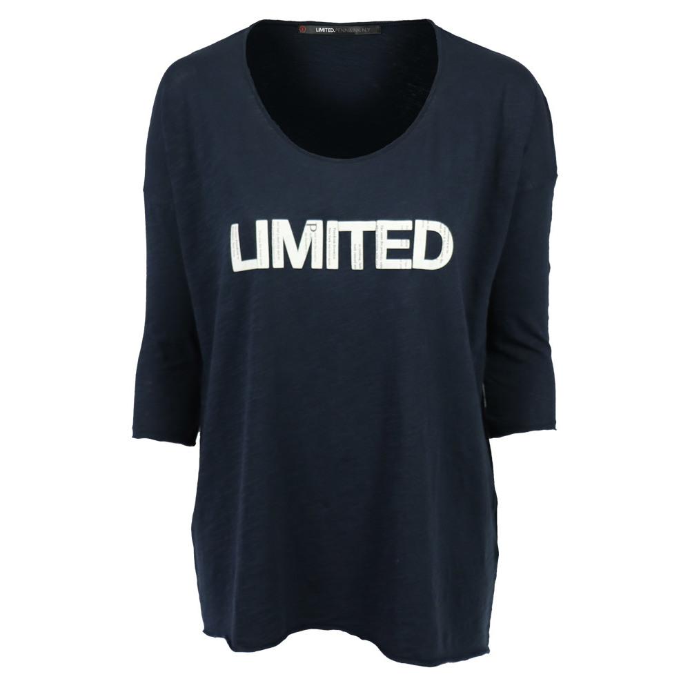 Donkerblauw dames shirt Penn&Ink - W216T029L