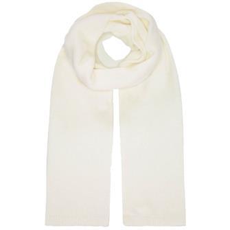 Room witte dames sjaal - Penn & Ink - W21L147 - 110 ivory
