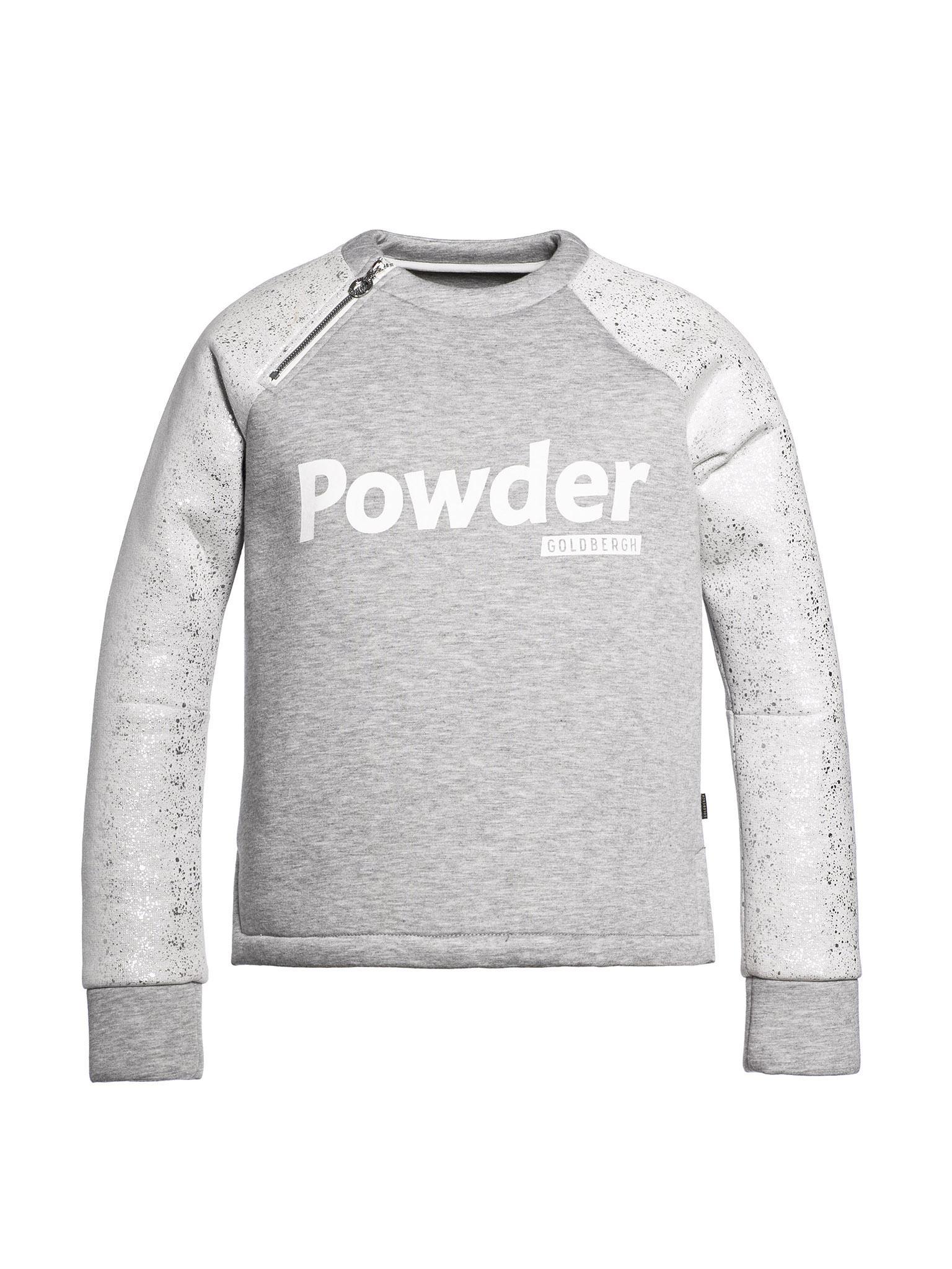Grijze dames sweater Goldbergh - Polvero Sweater