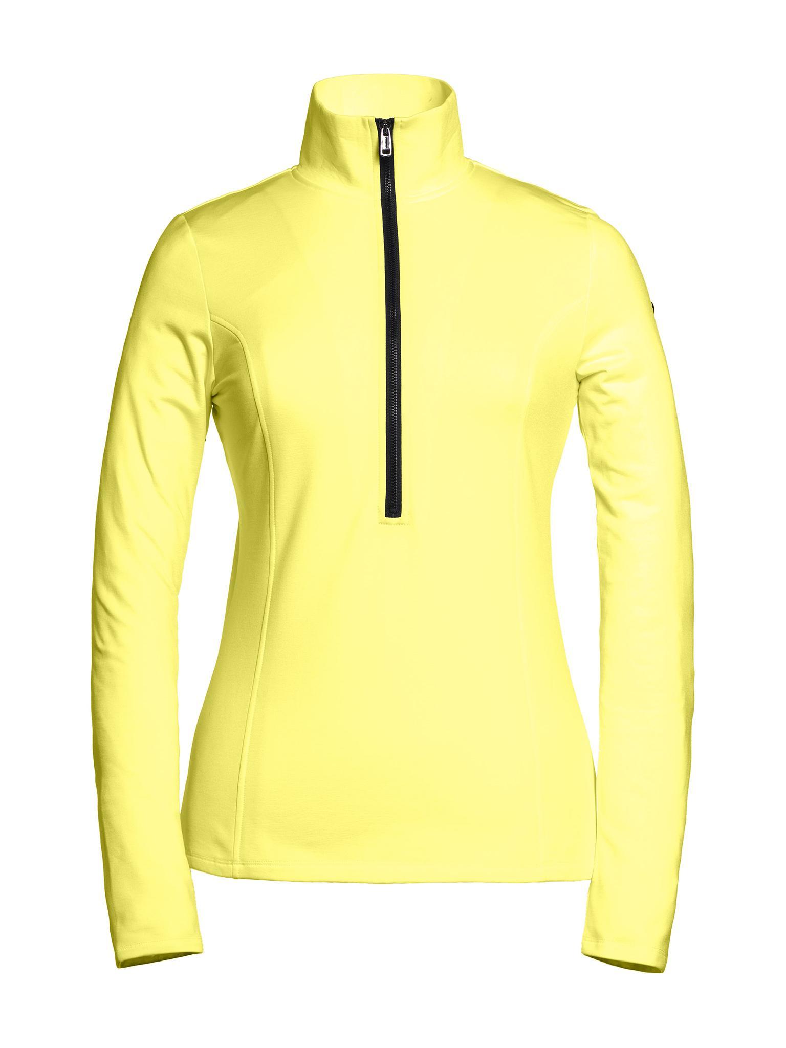 Neon gele dames pully Goldbergh - Serena - GB30-10-193-104