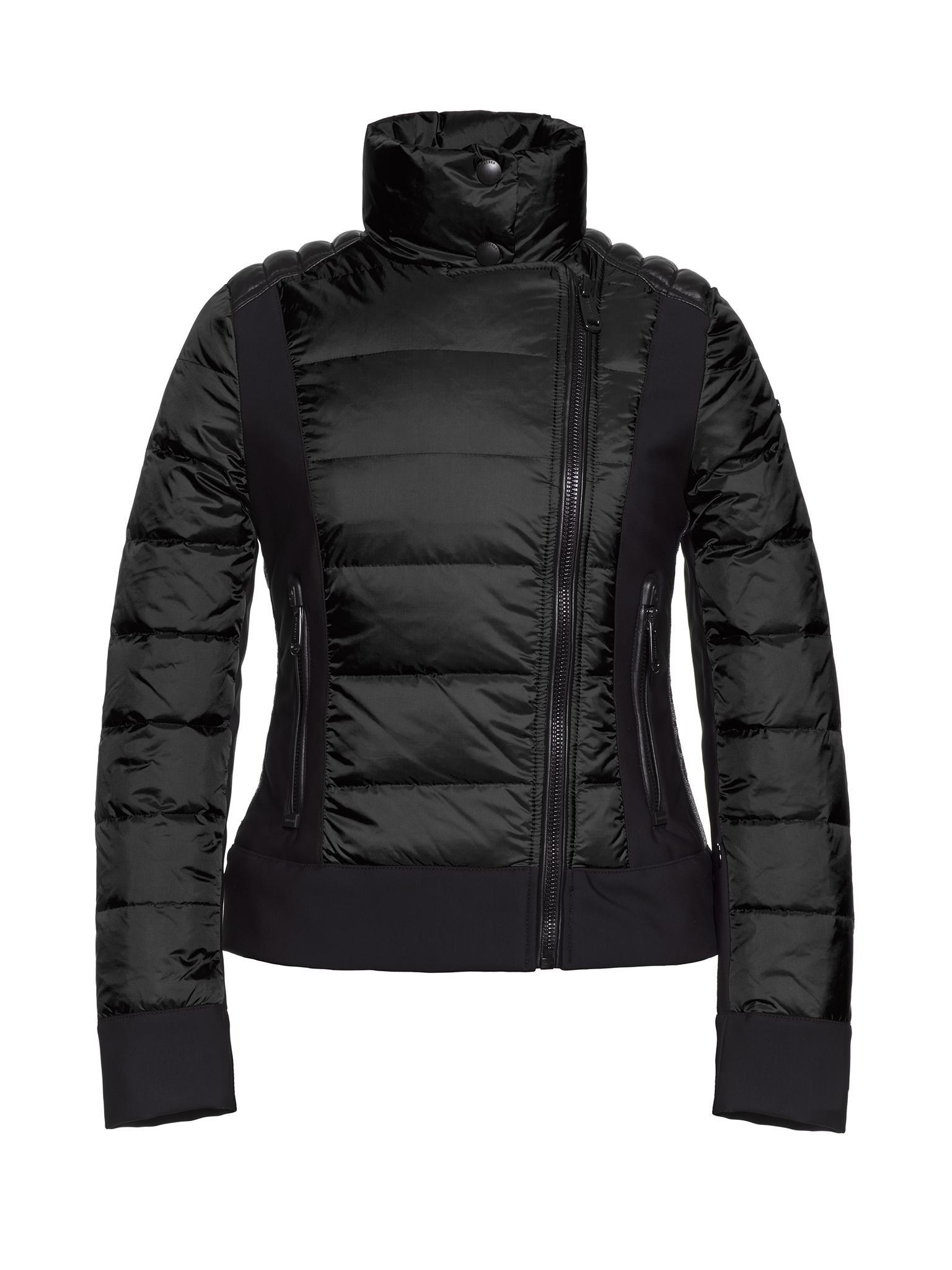 Zwarte dames jas Goldbergh - Tinna - GB0614193-900