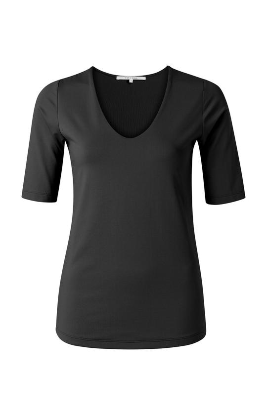 Zwart dames shirt - Ya Ya - 1909264-121 - 93902