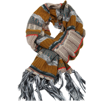 Barts Harry scarf ochre