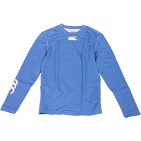 Baselayer Cold longslee men blauw
