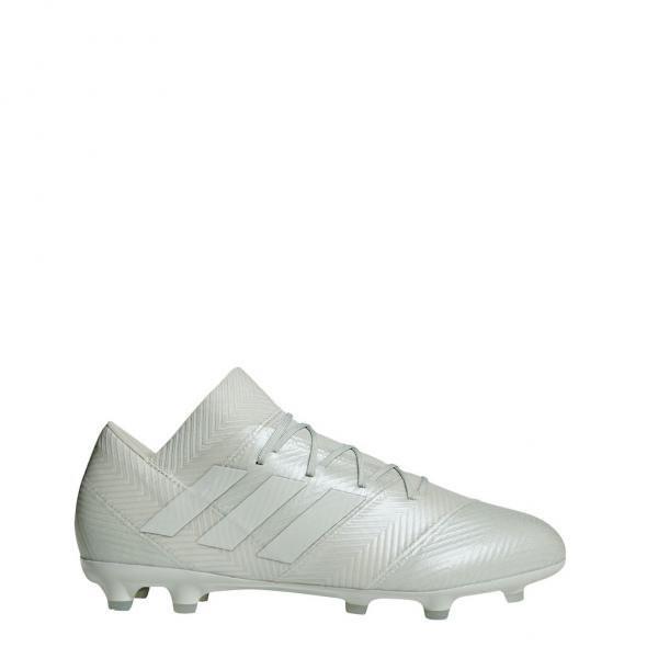 Olijfgroene voetbalschoen Adidas Nemeziz 18.2 - DB2093