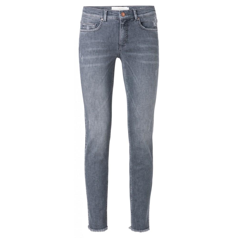 Grijze dames jeans YAYA - 120140-824