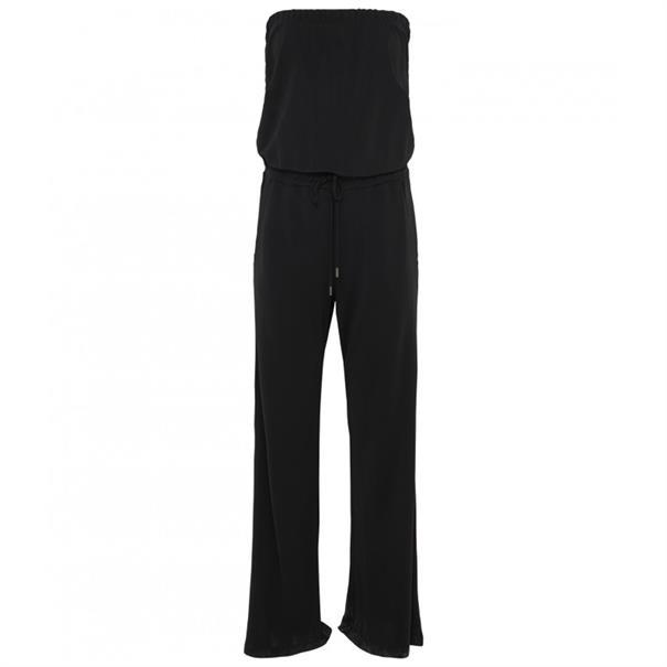 Zwarte dames jumpsuit Summum - 4s1553-3952