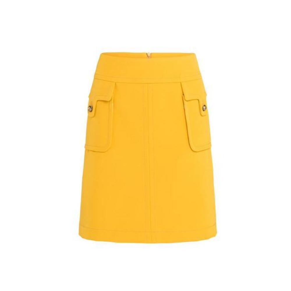 Gele dames rok Summum - 6s1081-10738
