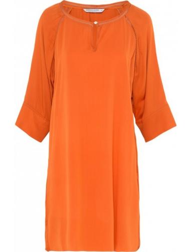 Oranje dames jurk Summum - 5S926-10590